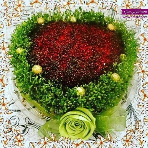 نحوه کاشت سبزه شاهی برای عید نوروز