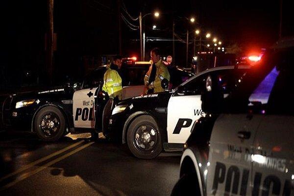 پلیس آمریکا فردی را به ضرب گلوله از پای درآورد