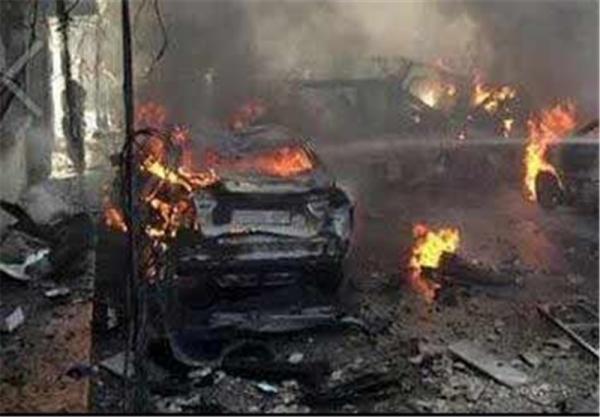 انفجار در شرکت گاز سوریه در شهر حمص