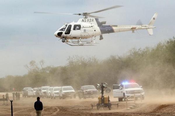 گشت مرزی آمریکا از بازداشت 11 ایرانی اطلاع داد
