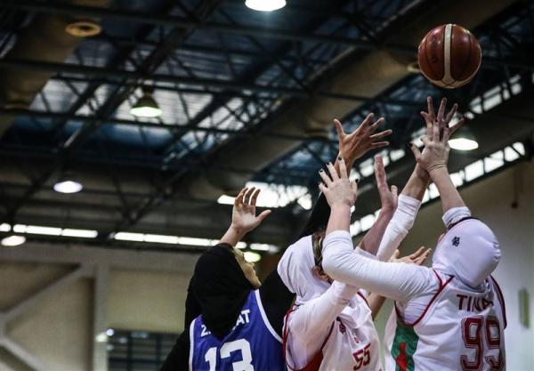لیگ برتر بسکتبال بانوان، رقابت سرنوشت ساز برای فینال