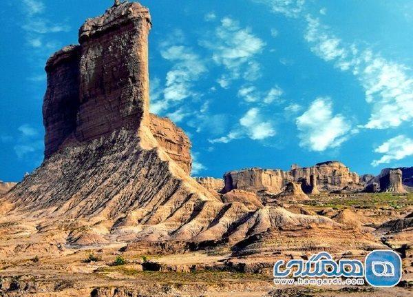 کلوت های مند شهرستان دشتی در فهرست آثار ملی به ثبت رسید