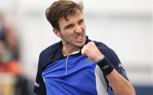 تنیس اوپن فرانسه؛ شگفتی ساز فرانسوی جشن صعود گرفت