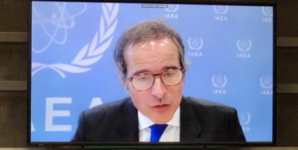 گروسی: بدون بازرسی ها دستیابی به توافق با ایران غیرممکن است