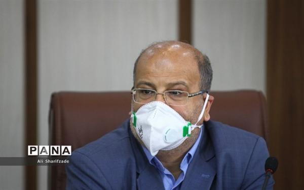 رشد 15 درصدی بستری بیماران کرونایی در تهران طی 24 ساعت گذشته