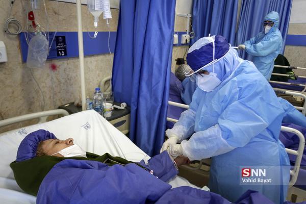 تخت های آی سی یو بیمارستان امام خمینی(ره) از بیماران کرونا پر شد خبرنگاران