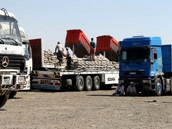 خبرنگاران هزار و 452 محموله ترانزیتی از مرز مهران صادر شد