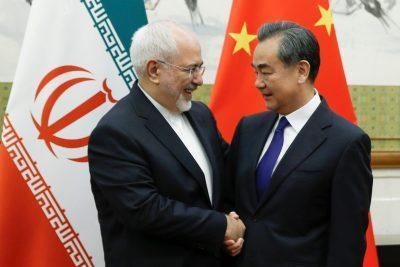 همکاری های ایران و چین اثر تحریم های آمریکا را کاهش می دهد خبرنگاران