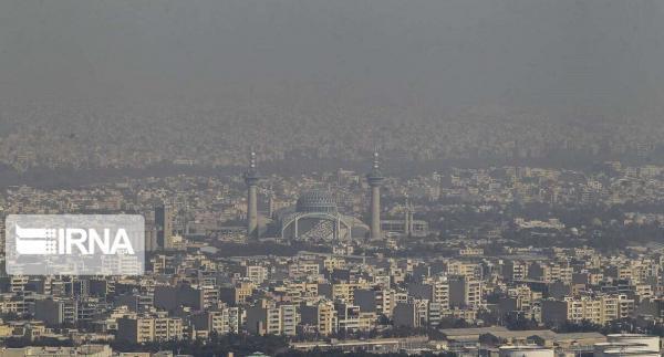 خبرنگاران هوای اراک و اصفهان ناسالم است