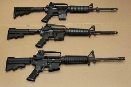 ممنوعیت 30 ساله حمل سلاح تهاجمی در کالیفرنیا لغو شد