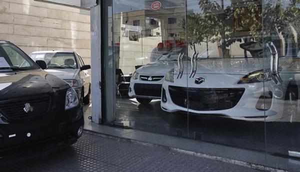 خودروهای صفر 600 میلیون تا 1.2 میلیارد تومانی در بازار