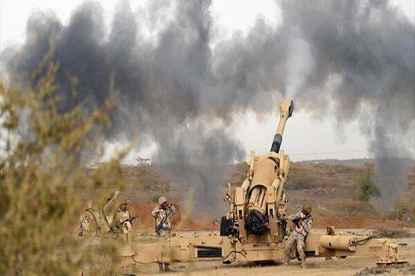 حمله توپخانه ای سعودی ها به صعده یمن با چندین کشته و زخمی