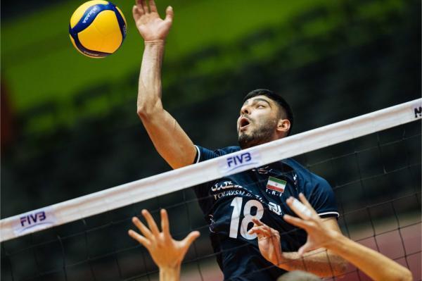 والیبال قهرمانی نوجوانان دنیا؛ ایران 1، 3 لهستان؛ شکست پسران ایران در نیمه نهایی