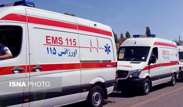 آماده باش اورژانس مشهد در پی زمین لرزه صبح امروز