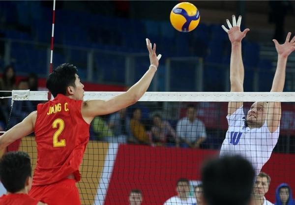 والیبال قهرمانی آسیا، چین، بازی برده را باخت، رده بندی کامل مرحله نخست