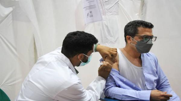 61 درصد مردم استان تهران واکسینه شدند